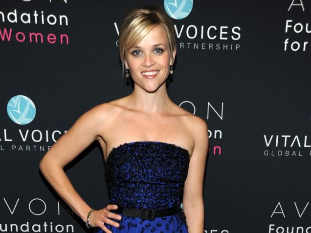 Reese Witherspoon prepara su segundo matrimonio