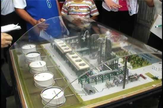 Empresa coreana construirá Refinería del Pacífico