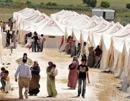 Disminuyen los refugiados sirios en Turquía