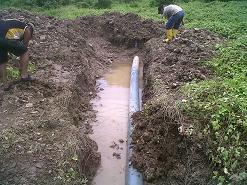 Problemas en abastecimiento de agua potable