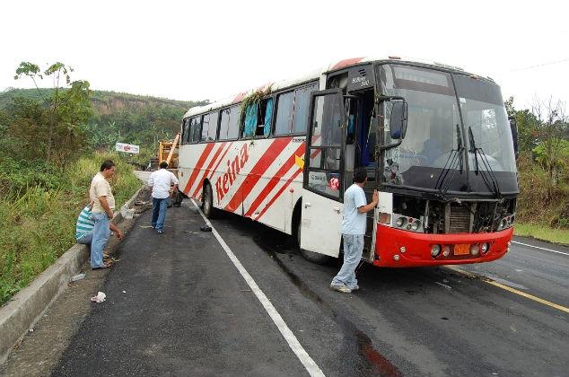 Retiran de circulación a los buses de 'Reina del Camino'