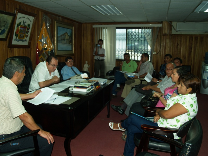 Casi inminente consulta de revocatoria a alcalde de Junín