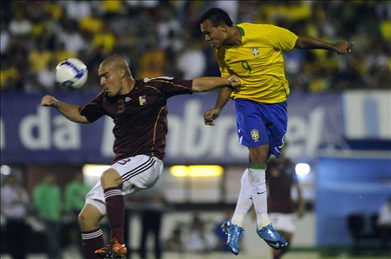 Venezuela logra su primer empate ante Brasil
