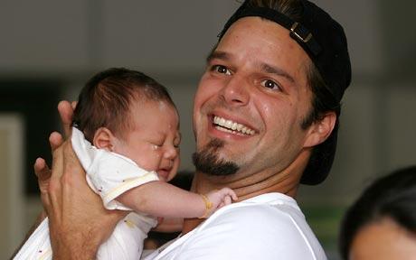 Ricky Martin piensa aumentar su familia con la adopción