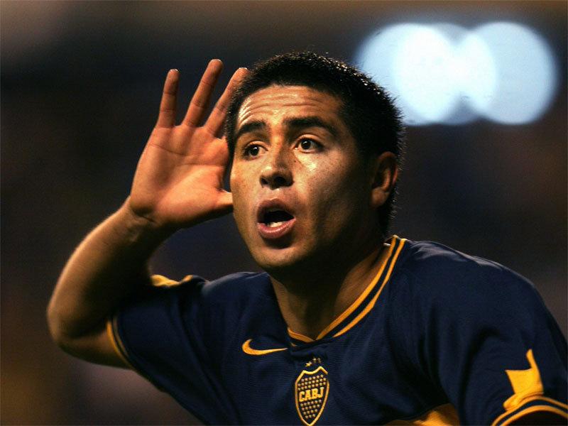 Riquelme se despidió del Boca Juniors