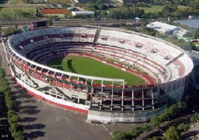 La ciudad de los estadios prepara la final