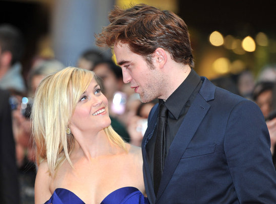 Pattinson se refugia en el rancho de Witherspoon