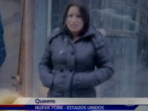 Emigrante ecuatoriana desaparece en Nueva York