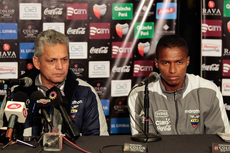 Reinaldo Rueda: Ecuador jugará una gran Copa América
