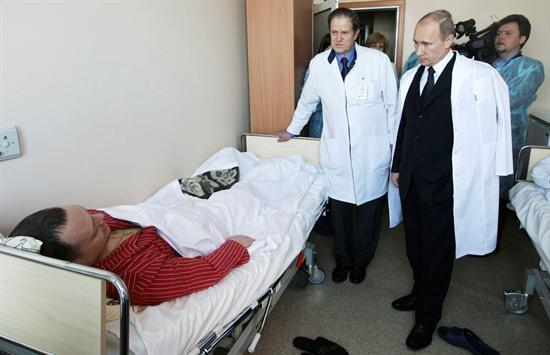 Ascienden a 110 los hospitalizados tras atentado