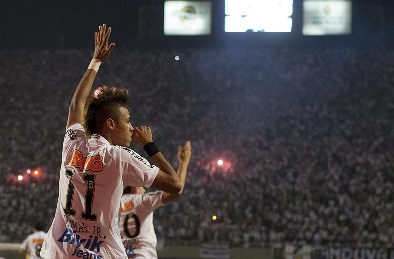Santos es el campeón de la Copa Libertadores 2011