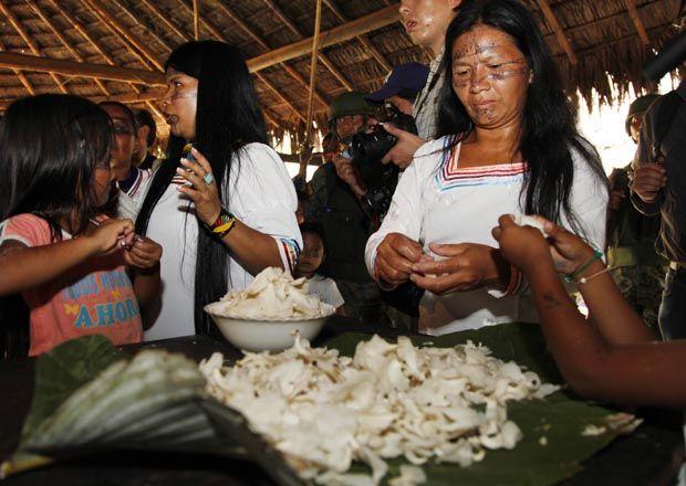 Ecuador indemnizará al pueblo Sarayaku