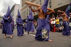 La Semana Santa se vivirá a pleno en Quito   El Diario Ecuador   Semana Santa Quito
