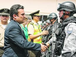 Serrano asumirá denuncias contra delincuentes detenidos