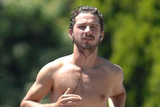 El actor Shia LaBeouf grabará escenas reales de sexo en una película