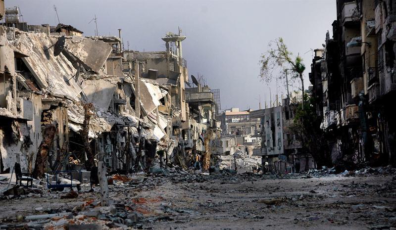 Combates no dan tregua a sirios