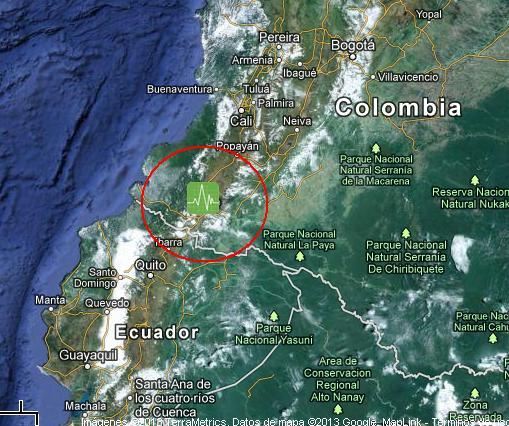 Sismo se sintió en gran parte de Manabí y Ecuador sin ...