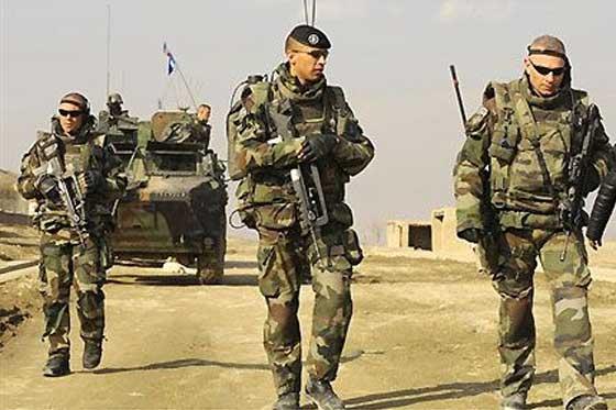 EEUU comienza a retirar a sus soldados