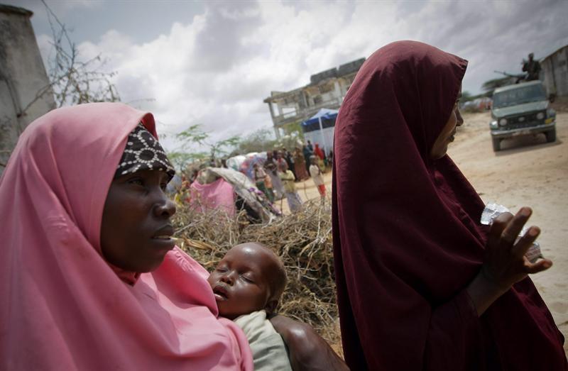 780.000 niños pueden morir de hambre