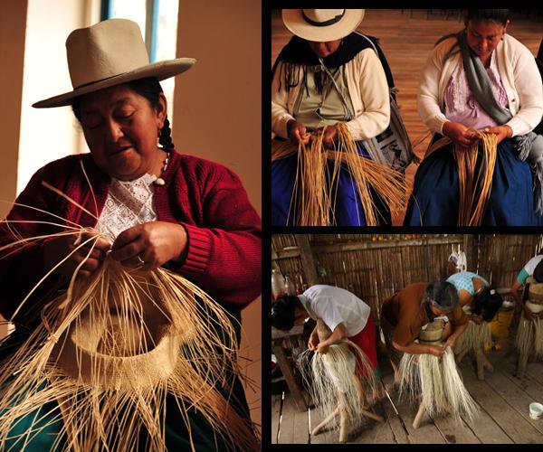 El sombrero de paja toquilla es patrimonio inmaterial de la humanidad 2acdc3cd467