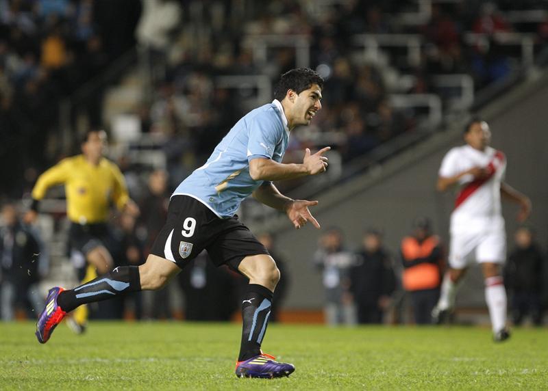 Uruguay vence a Perú y es finalista de la Copa América