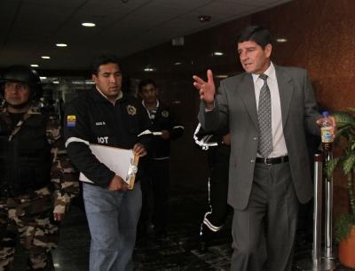 Juez que sentenció a Tapia dice que actuó en derecho