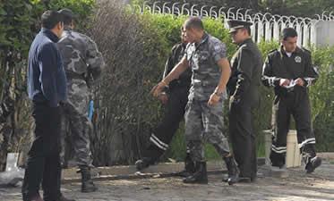 Bomba de bajo poder explota en Teleamazonas