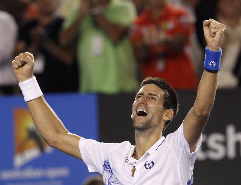 Nadal y Djokovic jugarán tercera final de Grand Slam