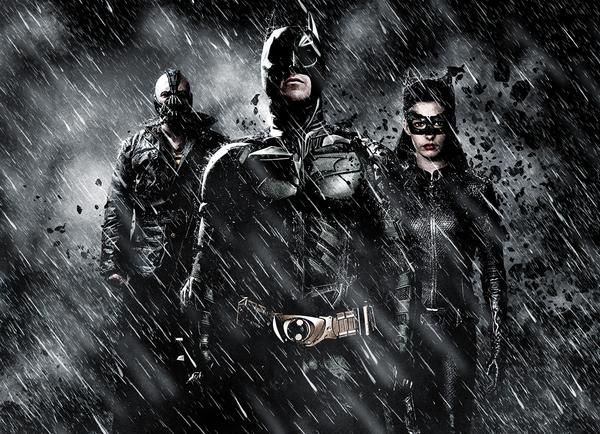 Hombres con capucha de Batman asaltan cines y dejan un herido