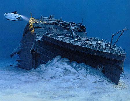 Buscan a personas nacidas el día que se hundió el Titanic