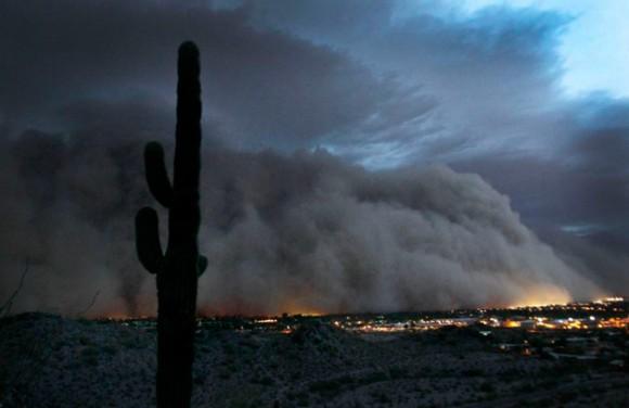 Phoenix vuelve a normalidad tras tormenta de arena