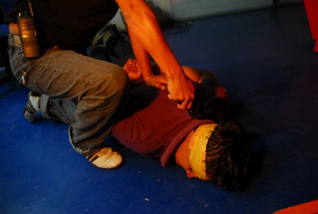 Carlos Ismael Cevallos: 'La Policía me torturó'