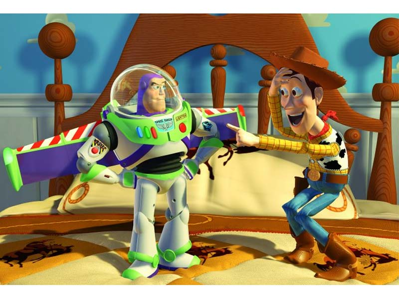 'Toy Story 3' sacude las taquillas de todo el mundo