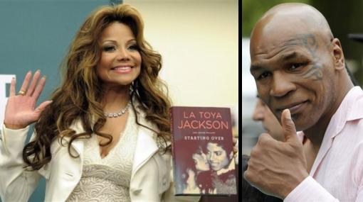 Esposo de la Toya Jackson quiso venderla a Mike Tyson