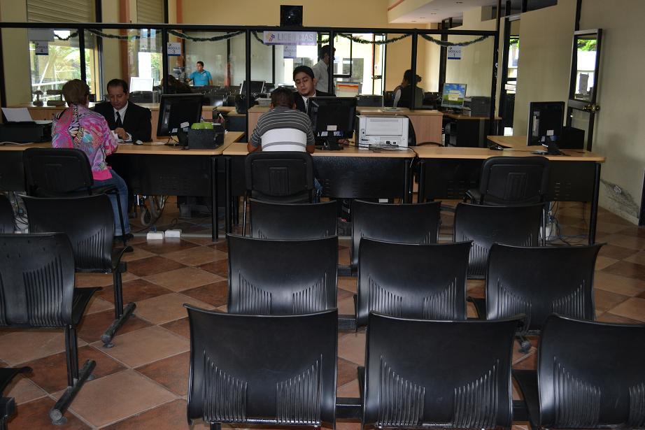 Caída de red afecta otra vez trámites en Tránsito