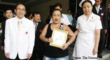 Travesti pierde 213 kilos en operación para bajar de peso