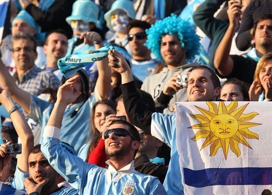 Uruguay y Argentina empatan