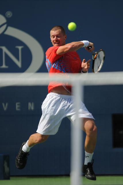 El tenis se vive con pasión en la ronda clasificatoria del US Open 2012