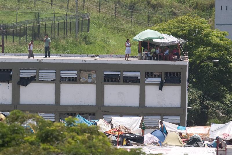 26 muertos tras motín carcelario
