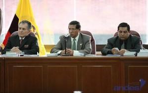 Vera: Resolución de la Corte Nacional de Justicia permite nombrar conjuez