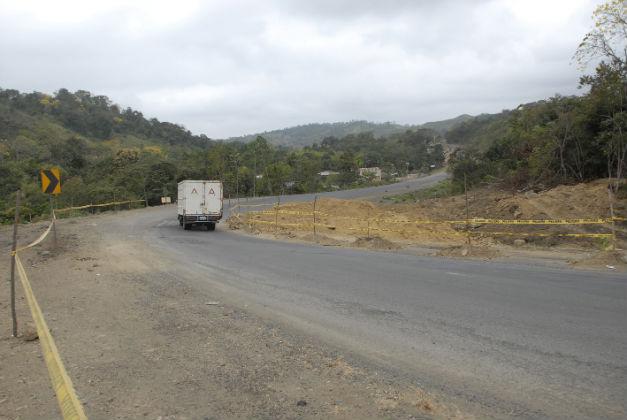 Imparables los asaltos en la Vía Jipijapa-Guayaquil