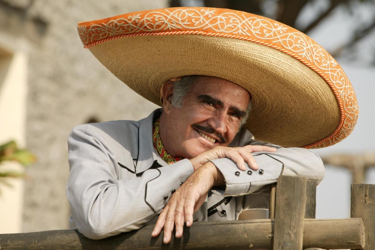 Vicente Fernández se despide del mundo de la música