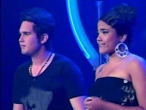 Martha y Eduardo, uno de ellos es el Latin American Idol