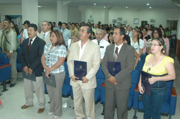 Municipio reconoce a periodistas en su día