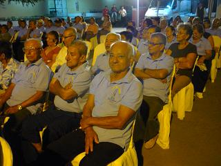 Jubilados de Los Esteros celebran