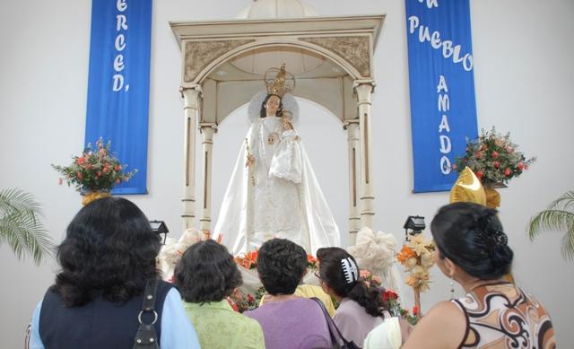 En Portoviejo ya se viven las fiestas de la Merced