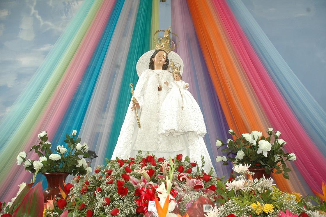 Manta alista la procesión de la Virge de La Merced
