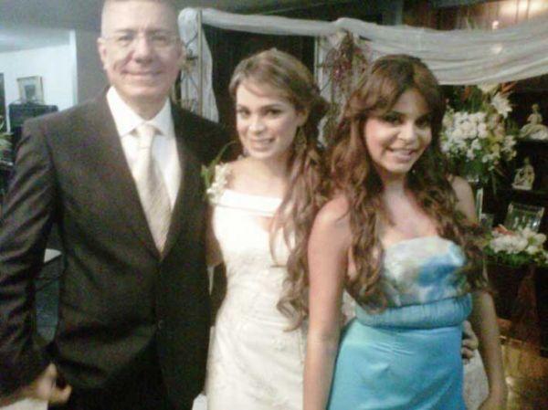 Periodista Vito Muñoz se casó por tercera vez