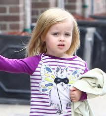 Hija de Angelina Jolie y Brad Pitt será princesa de Disney