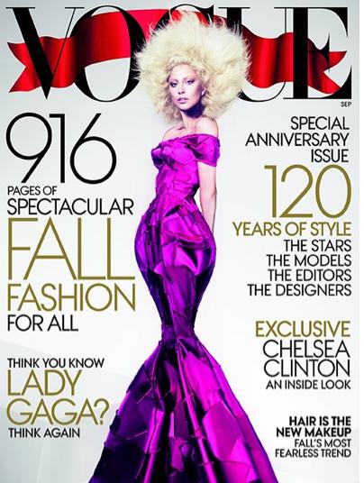 Revista Vogue romperá su propio récord al publicar una edición de 916 páginas